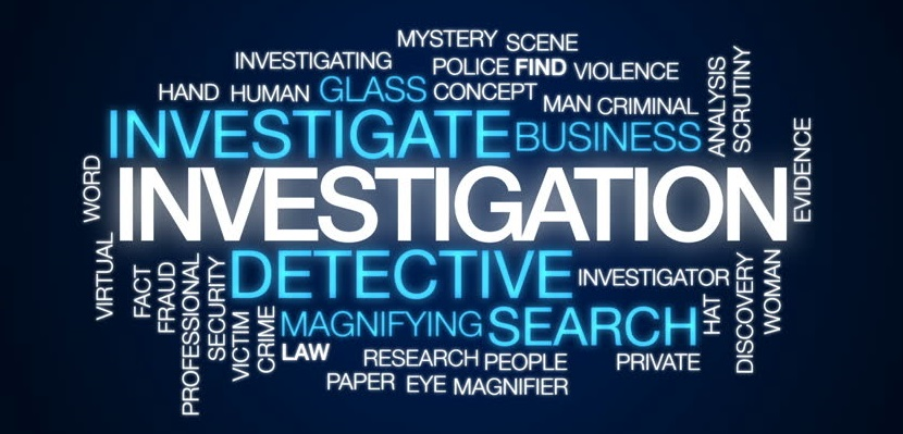 law enforcement investigation